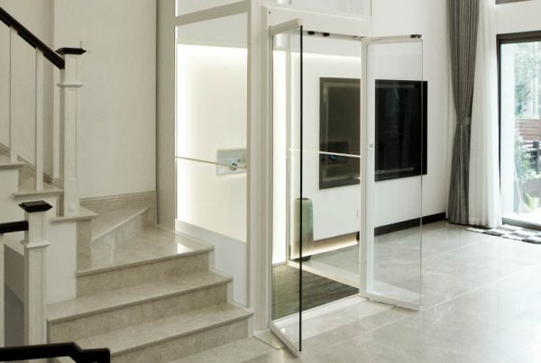 planning for emergencies with a home lift