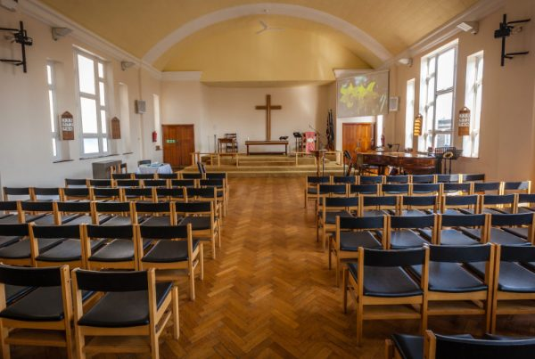 accessibility options for churches