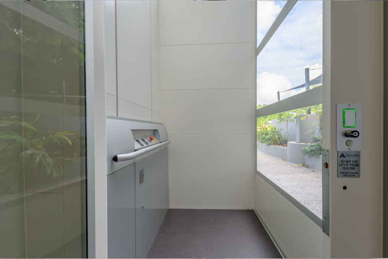 Outdoor Home Lift Brisbane QLD