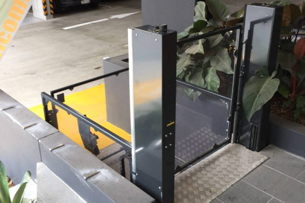 outdoor platform lifts brisbane