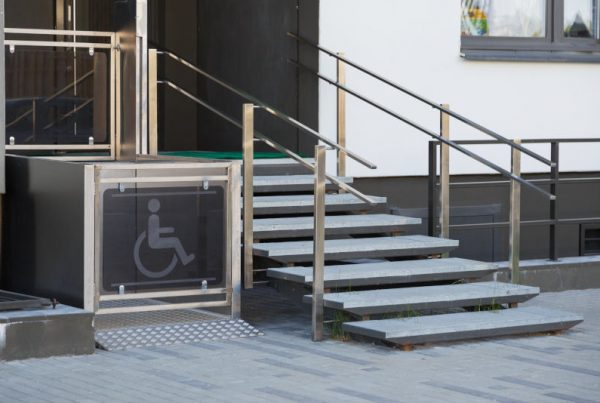 how to make your business wheelchair accessible